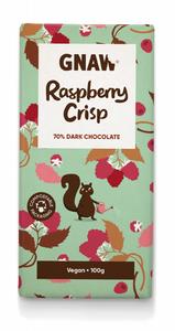 Bilde av Gnaw 70 % dark raspberry crisp