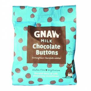 Bilde av Gnaw Milk Choc Buttons